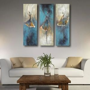NWT Beautiful paintings sold as set!